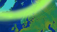 TV 2 Vær Aurora Forecast, Northern Lights, Tv, Nature, Travel, Naturaleza, Viajes, Television Set, Destinations