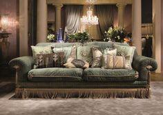 Stilmöbel, Boxspringbetten, Chesterfields | Rooms Classic Interior