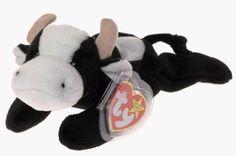 Ty Beanie Babies - Daisy the Cow [