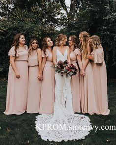 58607ce1df6d7 43 Best Bridesmaid Dresses 2019 images
