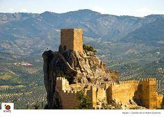 Castillo de la Iruela la Sierra de Cazorla