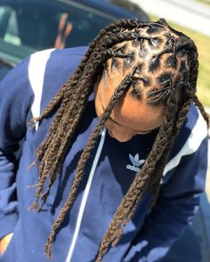 Stylist: @lux_n_locs .. Model: @mista_b_ez #atlantaloctician #atlantanaturalhair #atlantadreads #locstylesformen #dreads #dreadlocks #dreadlocks #locs #curlyhair # #music #art #atlanta #miami #vegas #eyecandy #menwithbeards #braids #twist #celebrity #king #body #naturalhair