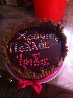 Με την Πάστα ταψιού της Σόφης. Σε τσέρκι 30 εκ. βγάζει 30 μεγάλα κομμάτια Pie, Desserts, Food, Pinkie Pie, Tailgate Desserts, Pastel, Meal, Fruit Flan, Deserts