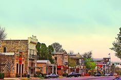 Fredericksburg, Tx- main street- its a cute little german town thats a great weekend getaway! and Enchanted Rock is just a few minutes away. possible bestie annual weekend trip location! Weekend Trips, Weekend Getaways, Day Trip, The Places Youll Go, Places To See, Enchanted Rock, Fredericksburg Texas, Texas History, Texas Travel