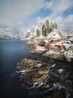 A guide to the best photo locations in the Lofoten Islands complete with a map and tips on where to stay and when to visit the Lofoten Islands.