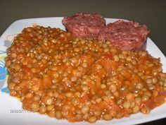 Bucataria Alynusei: Mancare de linte Tofu, Beans, Vegetables, Syrup, Vegetable Recipes, Beans Recipes, Veggies
