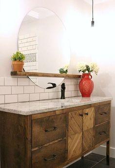 diy sunrise mirror, bathroom ideas, how to, wall decor