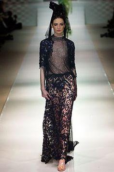 Jean Paul Gaultier Spring 2003 Couture Fashion Show - _Nausicaa_
