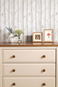 The Provence 3 Drawer Chest exudes subtle sophistication, perfect for a timeless, dreamy bedroom.  We've done away with fiddly tools and have instead replaced them with innovative technologies so that building your little one's nursery can be a memory to treasure for years to come. 3 Drawer Chest, Chest Of Drawers, French Nursery, King Single Bed, Cot Bedding, Nursery Inspiration, Woodland Nursery, Dresser As Nightstand, Storage Spaces