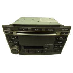 SmartBuysOnly.com - Nissan PN-2432D Radio, 6 Disc Cd Cassette Player. Nissan Auto Parts, $89.00 (http://smartbuysonly.com/nissan-pn-2432d-radio-6-disc-cd-cassette-player-nissan-auto-parts/)
