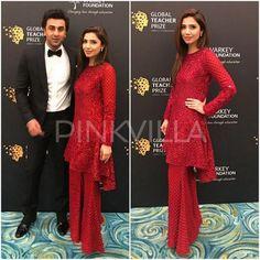 Yay or Nay : Mahira Khan in Faraz Mannan and Avaro Figlio Pakistani Wedding Outfits, Pakistani Dresses, Indian Dresses, Indian Outfits, Simple Dresses, Pretty Dresses, Casual Dresses, Fashion Dresses, Mahira Khan Dresses
