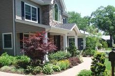 ranch home landscaping and lighting ideas - Google Search #landscapefrontyardranch