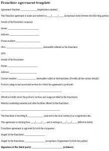 Service Level Agreement Template #service #agreement #template ...