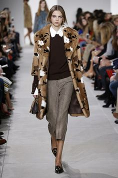 New York Fashion Week: Michael Kors Collection Otoño Invierno 2016/17 | TELVA
