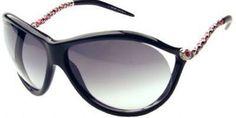 Roberto Cavalli PRASIO 449S Sunglasses Color 01B Roberto Cavalli. $236.99