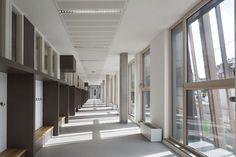 School Complex Françoise Dorleac, Parigi, 2014 - DE-SO Architectes