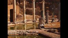 Tivoli, Villa Adriana, Teatro Marittimo - Hadrian's Villa in HD 1080  (m...