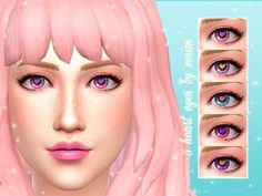 vesim's 5 Eyes Heart