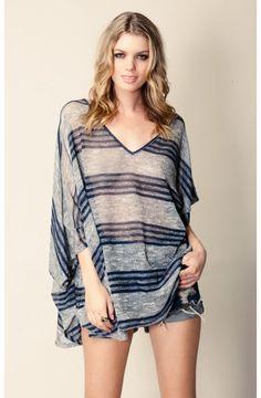 The lightweight fabric makes really nice drape