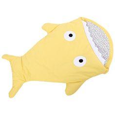 Sac De Couchage Requin Jaune