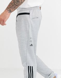 Buy adidas Training ID pants in grey at ASOS. With free delivery and return options (Ts&Cs apply), online shopping has never been so easy. Get the latest trends with ASOS now. Adidas Track Pants Mens, Nike Tech Fleece Pants, Mens Jogger Pants, Fleece Joggers, Adidas Pants, Joggers Outfit, Adidas Outfit, Nike Outfits, Sport Outfits
