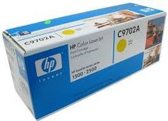 HP Color LaserJet C9702A Yellow Print Cartridge      Catalog Publishing Type - Inks & Toners-OEM     Color(s) - Yellow     Coverage Percent - 5.00 %     Device Types - Laser Printer     GL09 Page Number - 978     UPC: 886980452189  The science behind brilliant printing.