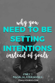 You know goal setting is important, but you're struggling to set meaningful and specific enough goals? You need to learn how to set simple intentions for your life, day or your new year. Click here for simple intention and mantra ideas. #goalslayerseries #goalsetting #intentions #isetmyintention #iam #iamantra #mantra #intentionmonday #purpose #lawofattraction #loa #peaceful #intentions #lifeplanning #goalsetter #growthmindset #2018goals #goals #goaldigger