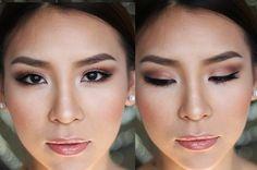 Tout ce qu'il faut savoir sur le maquillage asiatique en photos et vidéos!