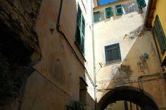 Taggia (IM) - centro storico