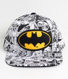 e005daba74261 Boné Infantil Aba Reta Batman - Lojas Renner