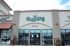 Shop Dog Boutique is a favorite stop for dog lovers. Offering regional treats, hand-crafted goods, and an antique bakery case, you'll find the perfect gift for your best friend.