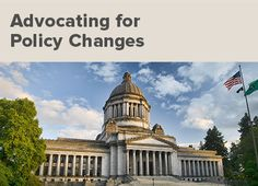 Advocating for Policy Change   Sign up for our once a month e-newsletter and stay in the know!