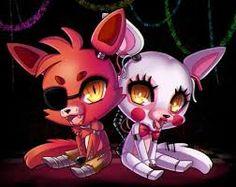 Resultado de imagen para foxy kawaii fnaf