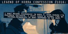 legend of korra confessions