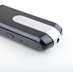 720P U8 USB Disk HD Hidden Camera Motion Detector Video Recorder