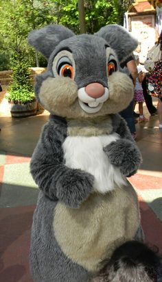 Easter at Disneyland Thumper