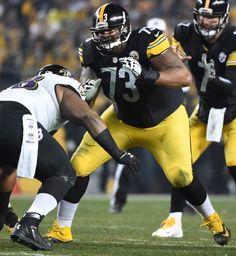 LIMITED 74 Chris Hubbard Pittsburgh Steelers Jerseys