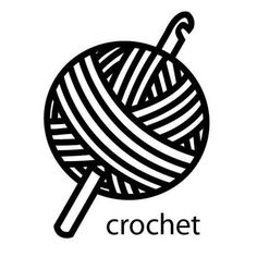 crocheters clipart free crochet clip art free pic 13 funny rh pinterest com free clipart crochet hook free crochet clipart images