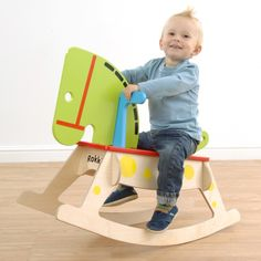 Rokki Rocking Horse - Butterfly Occasions