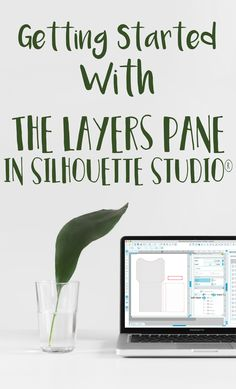 Using Layers In Silhouette Studio® Silhouette Cameo 2, Silhouette School, Silhouette Cameo Tutorials, Silhouette Portrait, Silhouette Machine, Silhouette Projects, Silhouette Design, Silouette Cameo Projects, Shilouette Cameo