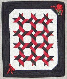 garden twist quilt pattern