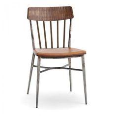 Lotus S Side Chair Vintage