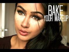 How to Bake Your Makeup | Perfect Under Eye Coverage - YouTube