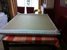 Como hacer una cabecera para tu cama !!!!