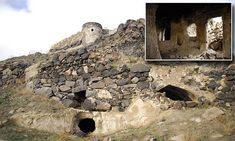 Builders stumble upon an underground CITY in Turkey