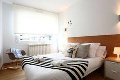 Échale un vistazo a este increíble alojamiento de Airbnb: PARKING, TERRACE & POOL 5MIN TO THE CENTER - Apartamentos en alquiler en San Sebastián