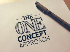 The One Concept Approach: How a Professional Designs A Logo [A little harsh, but good reference to freelancing with clients]