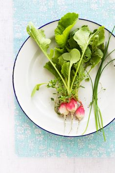 Radishes. Not only a beauty to look at, but also a very nourishing and detoxifying food.