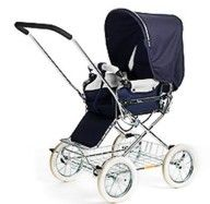 how to put baby in pram bassinet