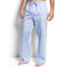 Polo Ralph Lauren Men's Woven Oxford Pajama Pants